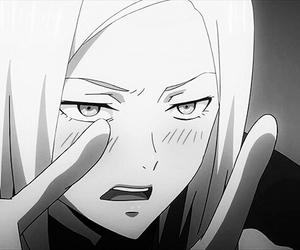 anime, sweet, and girl image
