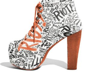 paramore, riot, and heels image