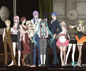 vocaloid and mayu image