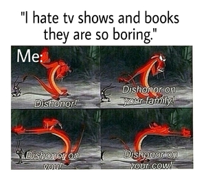 addicted, books, and funny image
