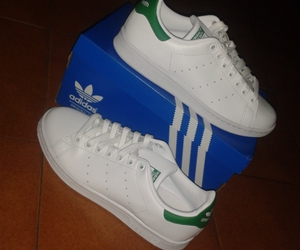 shoes, white, and adidasoriginals image