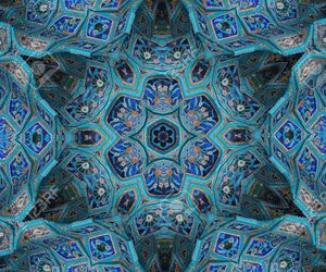 arabic, architecture, and pattern image