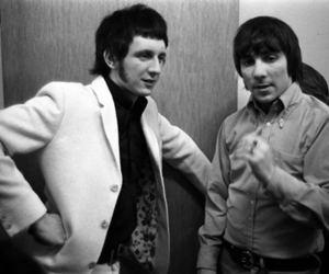 60's, keith moon, and the who image