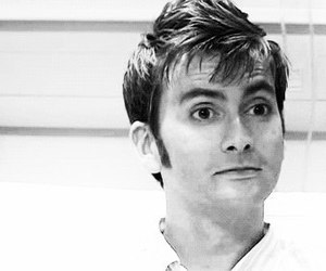 amazing, david tennant, and handsome image