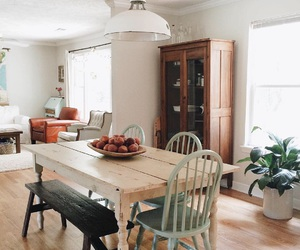 airy, interior, and breakfast image