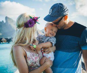 bora bora, family, and love image