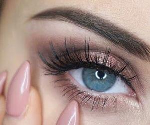 eye, makeup, and tips image