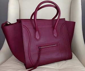 bag, celine, and luxury image