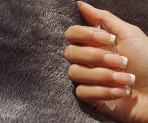 nails, girl, and summer image