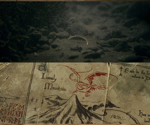 LOTR, the hobbit, and the one ring image