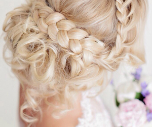 beauty, girly, and blonde image