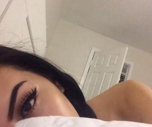 makeup, eyebrows, and tumblr image