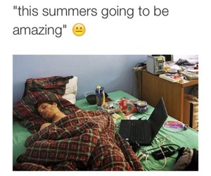 summer, funny, and lol image