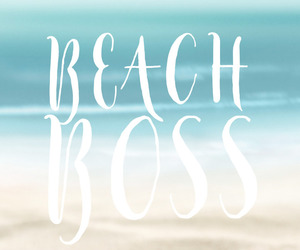 beach, wallpaper, and background image