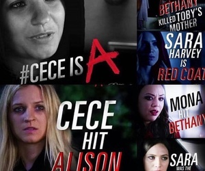 pretty little liars, pll, and 6x10 image