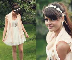 american apparel, lace dress, and gina tricot image