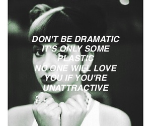 cry baby, Lyrics, and quotes image