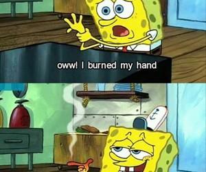 spongebob and funny image