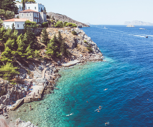 Greece, nature, and ocean image