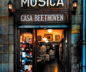 music, Beethoven, and photography image