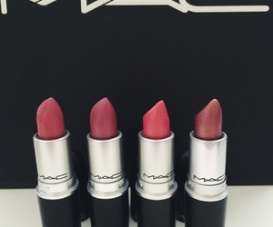 lipstick, mac, and mac lipstick image