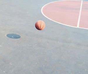sport, aesthetic, and Basketball image