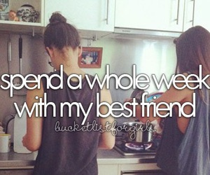best friends, friends, and week image