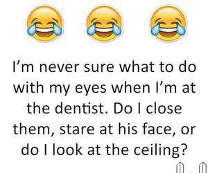 dentist, funny, and lol image