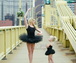 baby, black, and dancer image