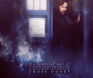 harry potter, sirius black, and doctor who image