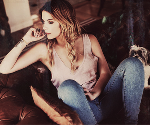couple, ashley benson, and troian bellisario image