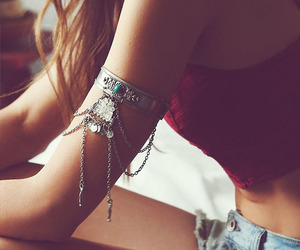 fashion, boho, and steal the look image