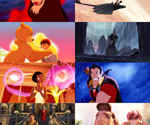disney, the lion king, and ice age image