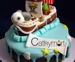 cake and one piece image