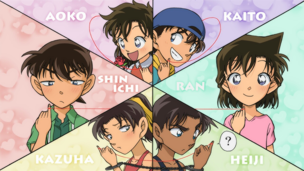 419 images about Detective Conan (Ran) ❤️ on We Heart It | See