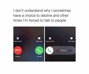 answer, call, and funny image
