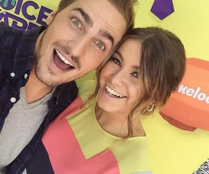 sofia reyes, kendall schmidt, and btr image