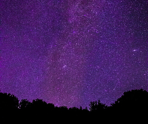 purple, aesthetic, and beautiful image