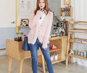 asian fashion, kfashion, and korean image