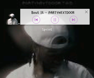 omo, bout it, and partynextdoor two image