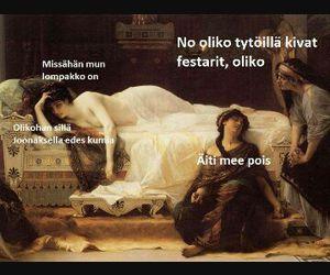 finland, suomi, and festarit image