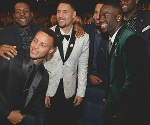 Andre, golden state warriors, and stephen curry image