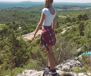 flannel, france, and me image