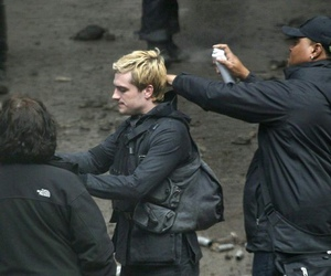 actor, josh hutcherson, and peeta mellark image