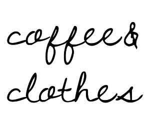 b&w, clothes, and coffee image