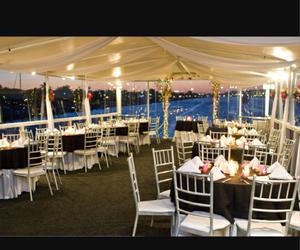 bride, wedding, and venue image