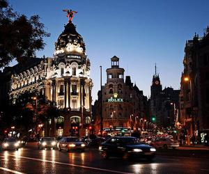 madrid, spain, and city image