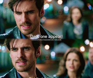 once upon a time and killian jones image