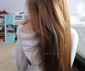 hair, tumblr, and pretty image