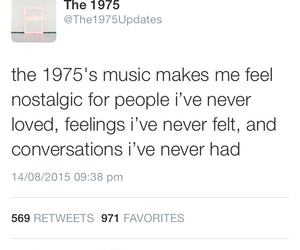quotes, tweet, and the 1975 image